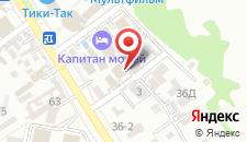 Отель Теремок на карте