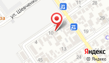 Отель Максимус на карте