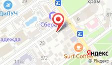 Гостевой дом На Кирова 78 на карте