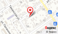 Гостевой дом На Гоголя 8 на карте