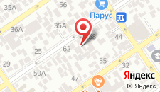 Гостевой дом Ника на карте
