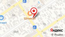 Мини-отель Мансарда на карте
