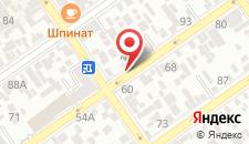 Гостевой дом Садко на Шевченко на карте