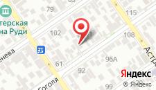 Гостевой дом Челси на карте