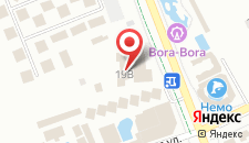 Отель База отдыха Приазовец на карте