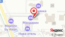 Отель АСТ Отель на карте