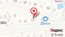 Гостиница Ангел на карте