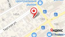 Гостевой дом Anastasia на карте
