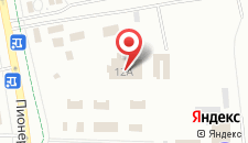 Гостиница Восход All inсlusive на карте