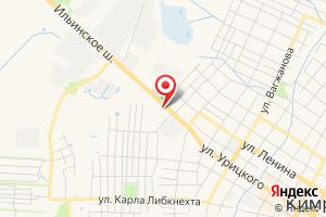 Адрес Газпром газораспределение Тверь на карте