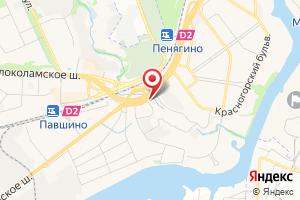 Адрес Газораспределительная подстанция на карте