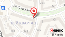 Бизнес-отель Эдем на карте