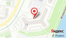 Апартаменты Вегас Молл на карте