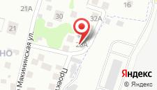 Мини-гостиница У Крокуса на карте