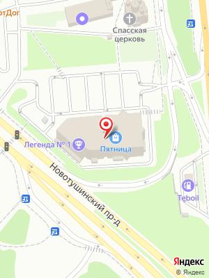 Шашлык & Co на карте