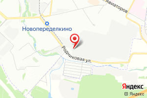 Адрес Специализированная автобаза Мосводоканала на карте