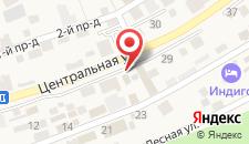 Гостевой дом Нирвана на карте
