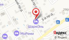 Гостевой дом Натали на карте