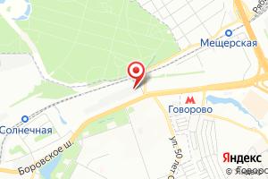 Адрес Московская объединенная энергетическая компания на карте