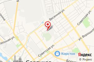 Адрес МУП Водоканал-Сервис на карте