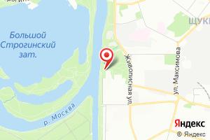 Адрес Газорегуляторный пункт № -40 Щукино на карте