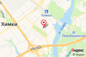 Адрес ЦТП № 8 на карте