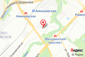 Адрес Мосгаз производственная площадка на карте