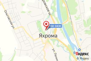 Адрес Эко-Жилком г. Дмитров Перекачка № 6 на карте