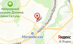 Расположение Автострахование на карте