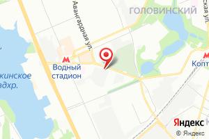 Адрес Управление Моспромгаз на карте