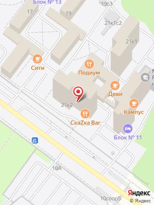 Кафе-Бар Сказка на карте