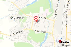 Адрес МУП Водоканал города Подольска на карте
