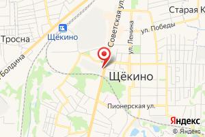 Адрес Щекинская горэлектросеть ОДС на карте