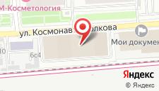Отель Арт Москва Войковская на карте