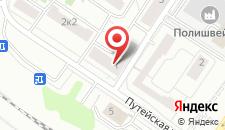 Мини-отель Бонжур Талдомская на карте
