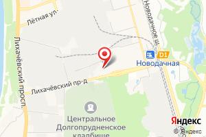 Адрес Газэнергопроект на карте