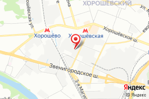 Адрес Мос Водоканал на карте