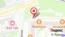 Апартаменты Apartment in ZhK Liner на карте