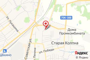Адрес Щекинские районные электрические сети на карте