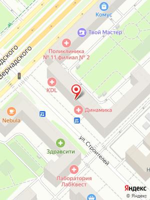 Пироговая Рогова на карте