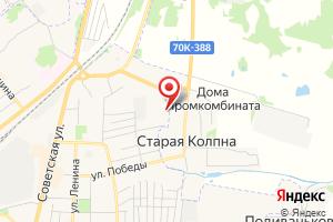 Адрес Электротехнические решения на карте