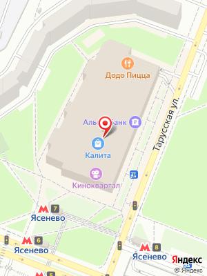 Гриль-хаус на карте