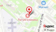 Мини-отель Меркурий на карте
