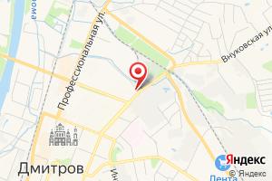 Адрес Мосэнергосбыт,клиентский офис на карте