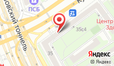 Хостелы Рус - Кутузовский на карте