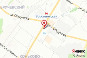 Адрес Нипигаз на карте