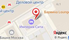 Мини-отель Панорама Сити на карте