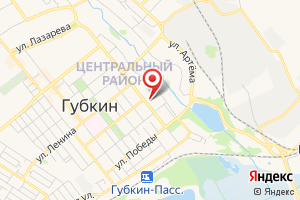 Адрес Белгородэнерго на карте