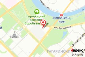Адрес Мосводоканал, РЭВС № 7 на карте