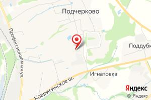 Адрес Дмитровский участок Северного управления энергоучета ПАО МОЭСК на карте